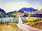 Country Road - A.J. Casson