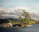 Moose Lake - A.J. Casson