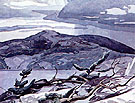 Fraser Bay - A.J. Casson reproduction oil painting