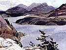 Flood Lake - A.J. Casson