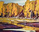Grance Lake - A.J. Casson
