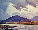 Halfway Lake - A.J. Casson