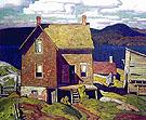 House at Parry Sound - A.J. Casson
