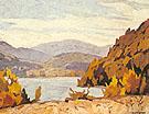 Lake Baptiste - A.J. Casson