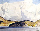 Lake Mazinaw - A.J. Casson reproduction oil painting