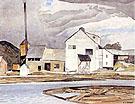 Lumber Mill - A.J. Casson