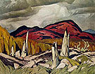 Madawaska Valley B - A.J. Casson reproduction oil painting