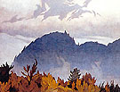 Morning Mist A - A.J. Casson