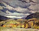 Near Diamond Lake - A.J. Casson