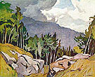 Near Rockingham - A.J. Casson
