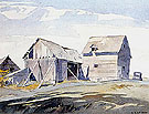 Northern Barns - A.J. Casson