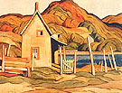 Old House Haliburton - A.J. Casson