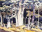 Old Maple - A.J. Casson