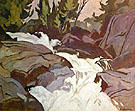 Oxtongue River - A.J. Casson