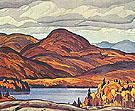Pike Lake - A.J. Casson