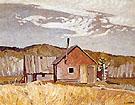Settlers Cabin - A.J. Casson