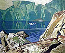 Summer Morning on Series - A.J. Casson