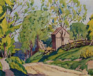 Spring Lasky - A.J. Casson reproduction oil painting