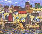Herring Cove Nove Scotia 1919 - A.Y. Jackson reproduction oil painting