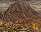 Mountain Landscape 1938 - A.Y. Jackson reproduction oil painting