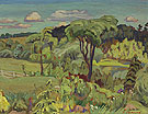 Valley at Batterwood 1930 - A.Y. Jackson