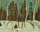 Winter Moonlight 1921 - A.Y. Jackson