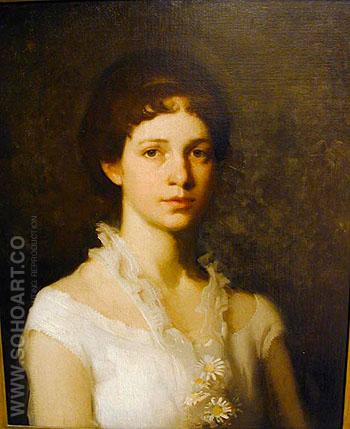 Anne Mumford Palmer 1879 - Abbott Henderson Thayer reproduction oil painting