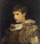 William Michael Spartali Stillman c1905 - Abbott Henderson Thayer
