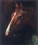 Portrait of a Horse - Abbott Henderson Thayer
