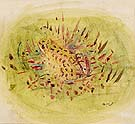 Frog c1910 - Abbott Henderson Thayer