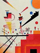 Structure Joyeuse - Wassily Kandinsky