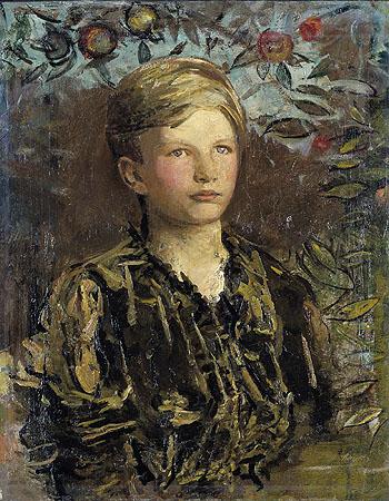 Townsend Bradley Martin 1919 - Abbott Henderson Thayer reproduction oil painting