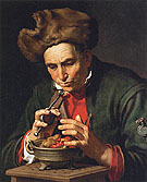 Allegory of Winter c1625 - Abraham Bloemaert reproduction oil painting