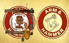 Arm and Hammer - Jean-Michel-Basquiat