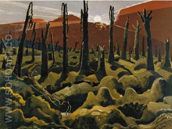 We are Making a New World - Paul Nash reproduction oil painting