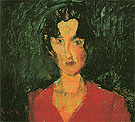 Lina c1929 - Chaim Soutine