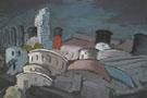 City Harbor - Milton Avery