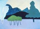 Clear Cut Landscape 1951 - Milton Avery
