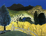 Green Landscape 1945 - Milton Avery