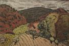 Moody Landscape 1930 - Milton Avery