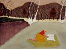 Reader 1947 - Milton Avery