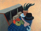 Still Life with Derby 1944 - Milton Avery