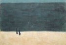 Walkers by the Sea 1954 - Milton Avery
