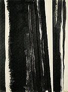 Untitled 17 1946 - Barnett Newman