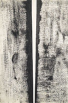 Untitled 21 The Break 1946 - Barnett Newman