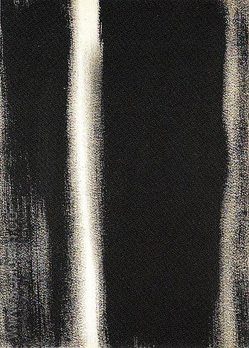 Untitled 67 1960 - Barnett Newman reproduction oil painting