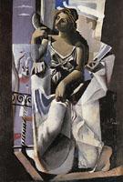 Venus and Sailor Homage to Salvat Papasseit 1925 - Salvador Dali