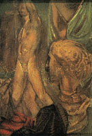 Studio Scene 1925 - Salvador Dali