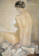 Study of a Nude 1925 - Salvador Dali