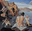 Venus and Amorini 1925 - Salvador Dali